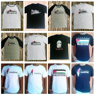 Harga Kaos Palestina Online