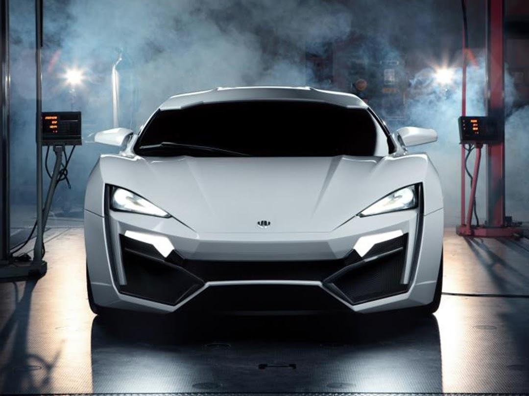 Auto Expo 2016 Top 10 Cars: W Motors LykanHypersport, El Superdeportivo Libanés