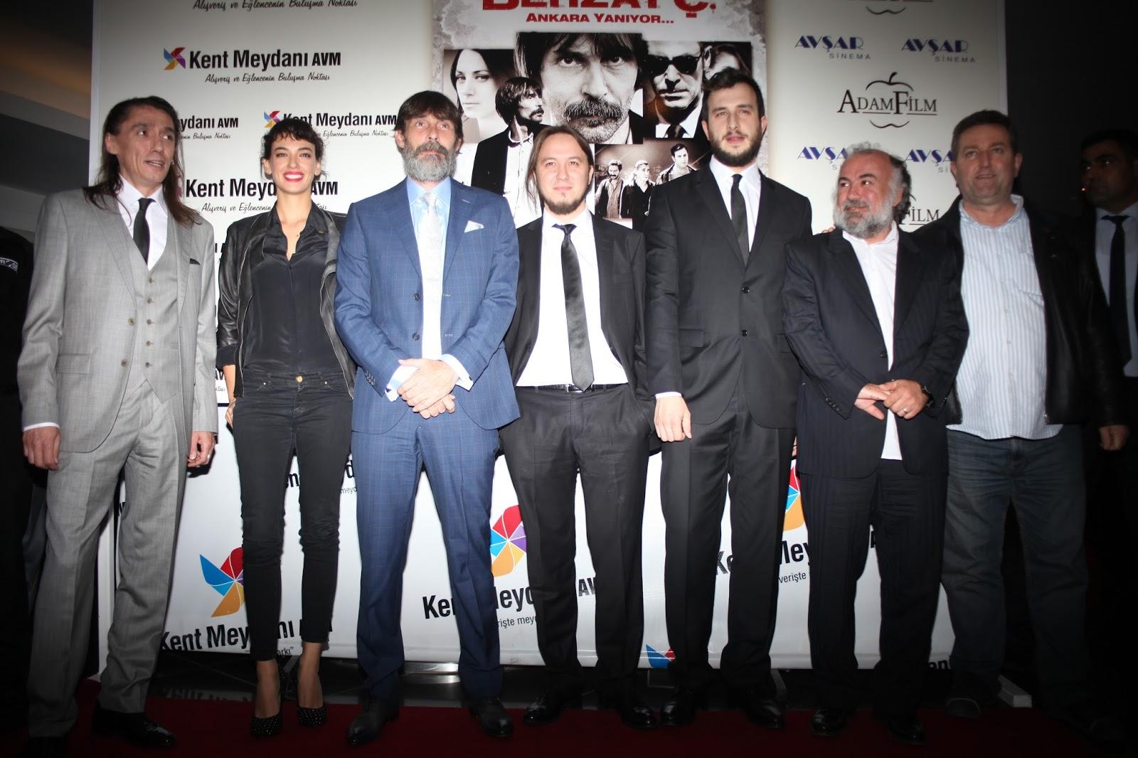 13 ilçe - aktörler, yönetmenler, üreticiler