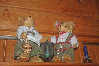 Trachtenbärchen, Trachtenhochzeit in den Bergen von Bayern, Riessersee Hotel Garmisch-Partenkirchen, Wedding in Bavaria