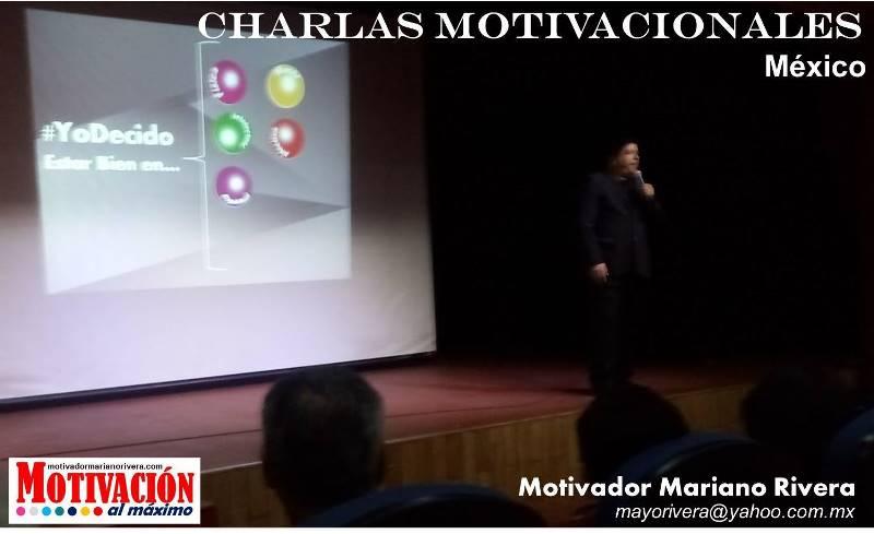 Mariano Rivera Conferencias Motivacionales Mexico