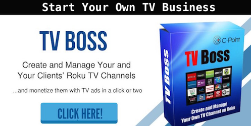 build a Roku channel