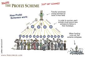 3 Ponzi Schemes That Mean Well for Their Members