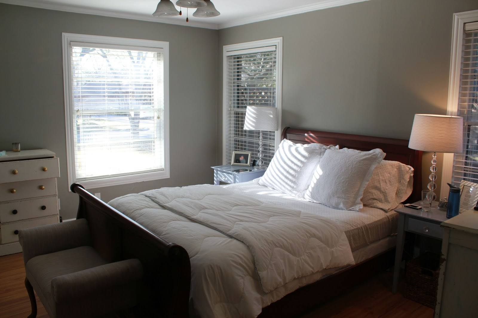 Fresh and fancy pottery barn bedding our master bedroom - Pottery barn master bedroom ideas ...