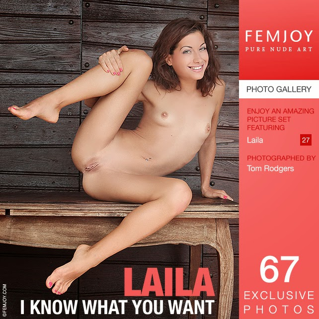 Femjoy1-28 Laila - I Know What You Want 08160