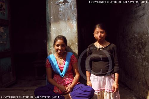 Girls in Narayanganj