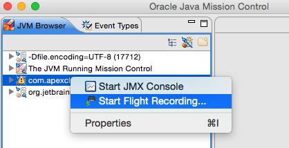 Rational Java: Java Flight Recorder (JFR)