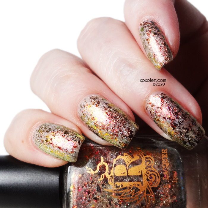 xoxoJen's swatch of Rogue Desert Unicorn