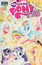 MLP Friendship is Magic #12 Comic Cover One Million Copies B Variant