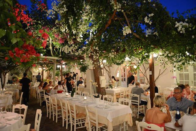 Restaurante Avra, Mykonos