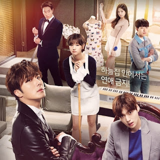 Chord : ZIA - Only One (OST. Cinderella & Four Knights)