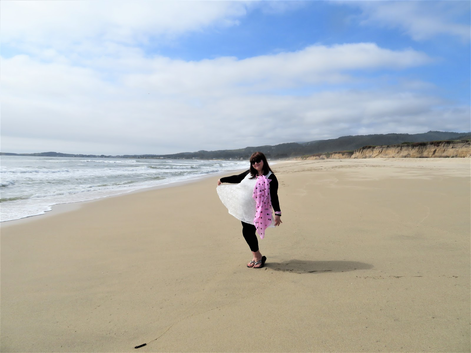 NINA'S RECIPES.....: SUNNY DAY - PACIFIC OCEAN - WATER ... Pacific Ocean Water