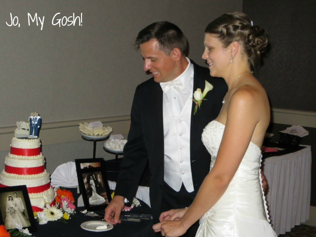 Jo My Gosh How Ikea Saved Us Cash On Wedding Decorations