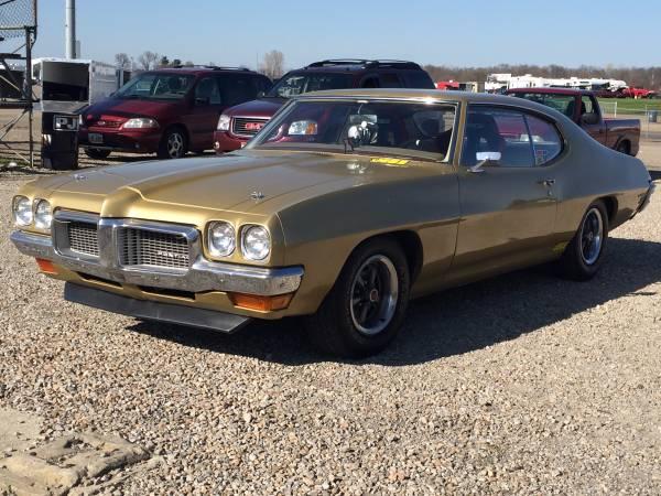 1970 Pontiac LeMans For Sale