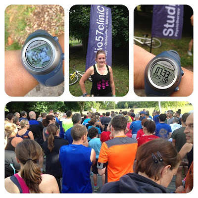 Preston Park Parkrun and Hove Park Magic Mile