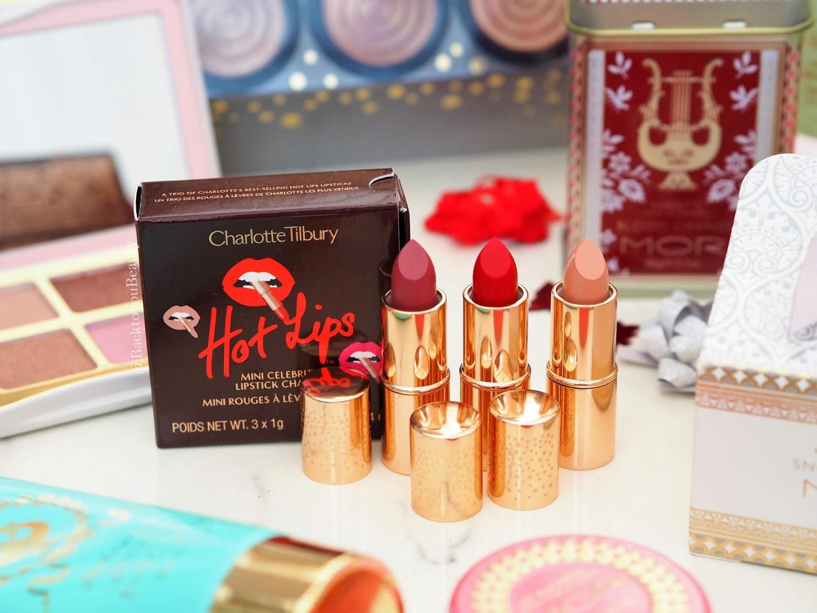 Charlotte Tilbury Mini Lipstick trio