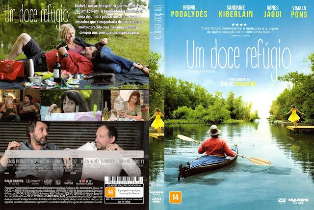 Capa DVD Um Doce Refúgio