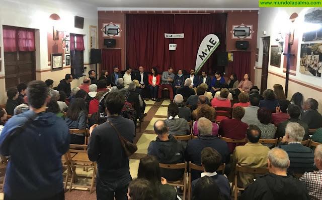 MAE denuncia otra  contradicción más del grupo de gobierno en Villa de Mazo