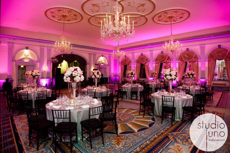 Fairfax Emby Row Wedding