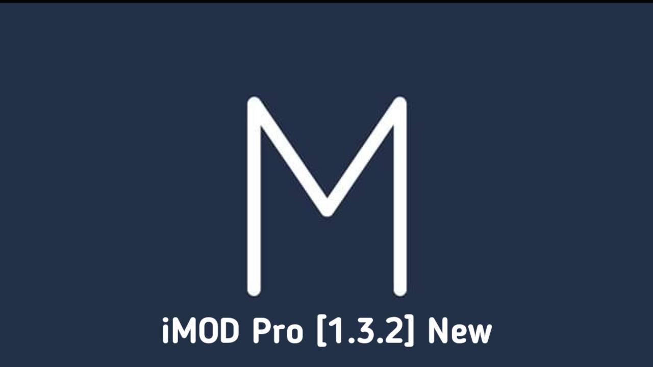 Download iMOD Pro Versi [1.3.2] Terbaru