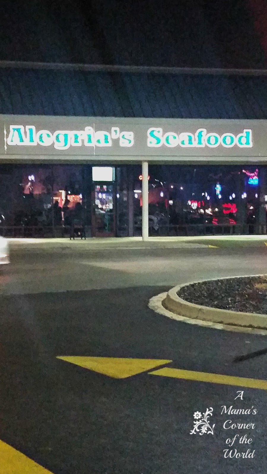 Restaurant review alegria 39 s seafood in columbus ohio a for Fish restaurants in columbus ohio
