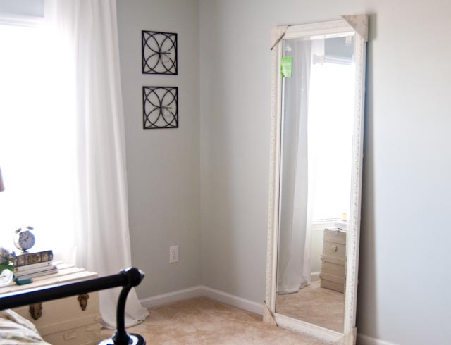 Home Goods Leaner Mirror: To Keep or Return? - The Thrifty ...