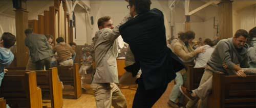 Colin Firth in Kingsman: The Secrete Service