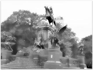 Tres Veces Ana - Plaza San Martin, Buenos Aires
