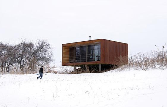 Arquitectura arquidea abril 2012 - Vivienda contenedor maritimo ...