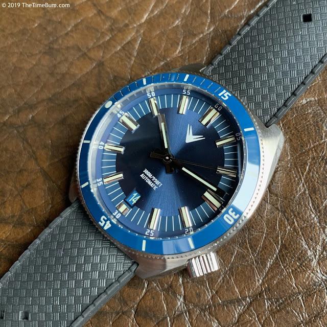 Ventus Northstar  Admiral Blue