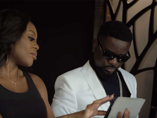 Sarkodie – State Of Mind (Jay Z Smile Freestyle)