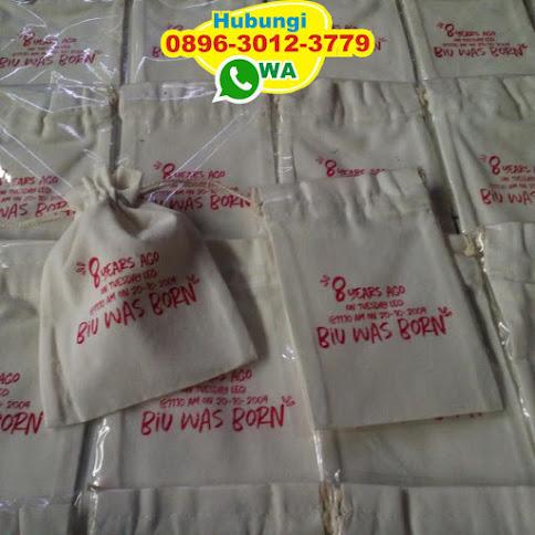 pouch untuk souvenir pernikahan 51339