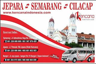 Alamat Travel Jepara Semarang