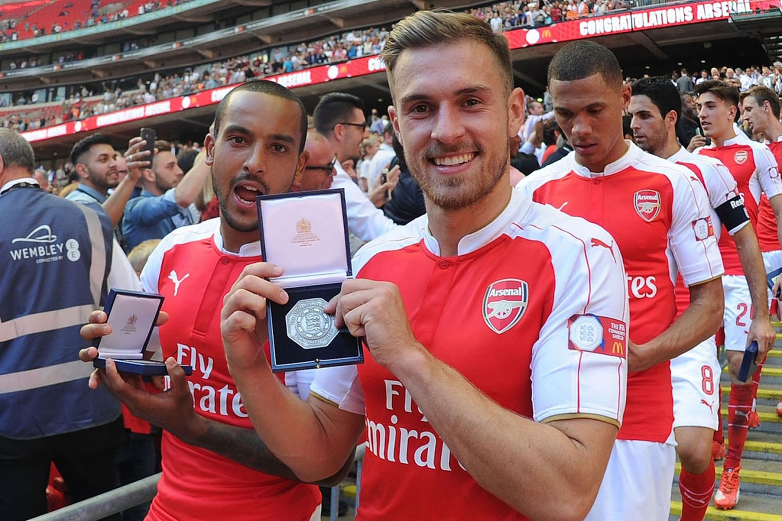 Mr. Met Is a Gooner: Arsenal k...