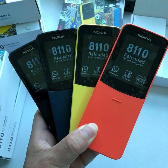 Cách phân biệt điện thoại Nokia 8810 4G hàng thật và hàng nhái