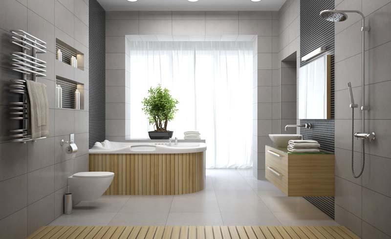 bathroom, home