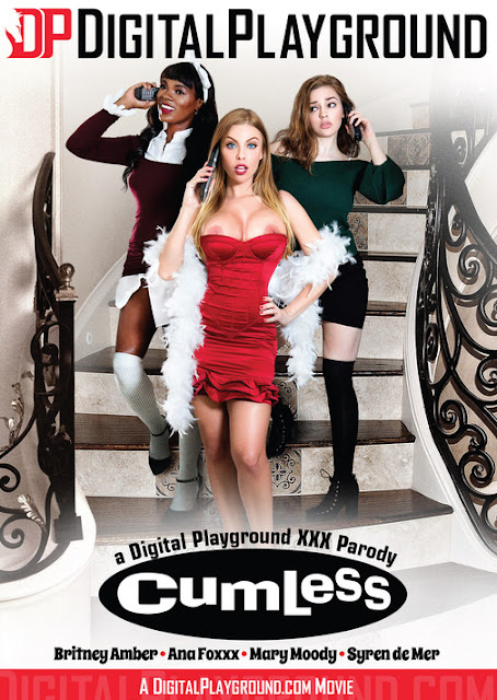 Cumless A DP XXX Parody [HD]