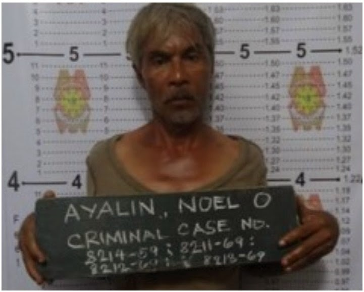 The Suspect, Noel O. Ayalin