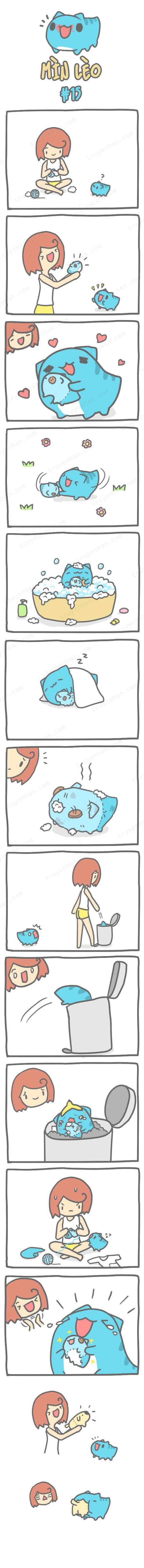 Truyện Mìn Lèo #15