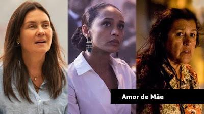 Amor de Mãe - capítulo 040, quinta, 09 de janeiro.