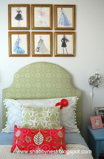 My Daughter S Bedroom Redo Before And After Wendy Hyde