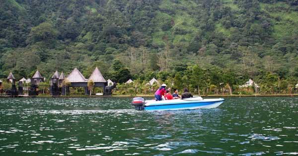 Keindahan Danau Begudul Bali nan eksotis