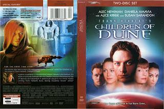 Filmovízia: Children of Dune [2003]