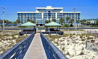 Gulf Shores Surf & Racquet Condominium Home For Sale