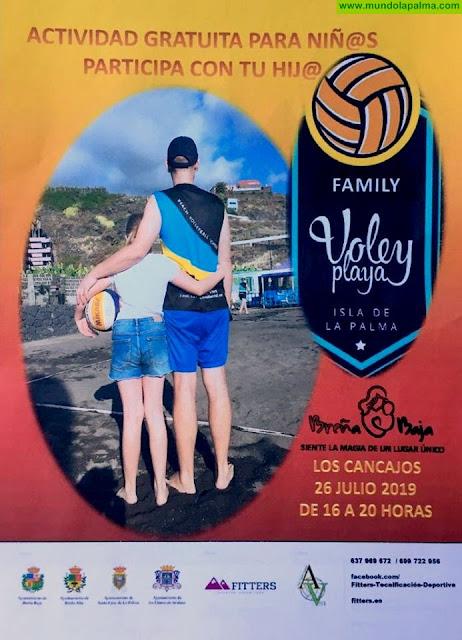 Family Voley en Breña Baja