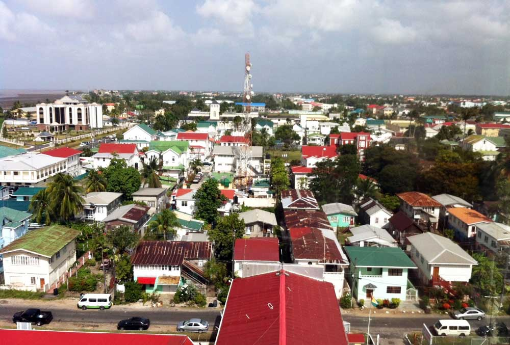 Georgetown | Capital da Guiana