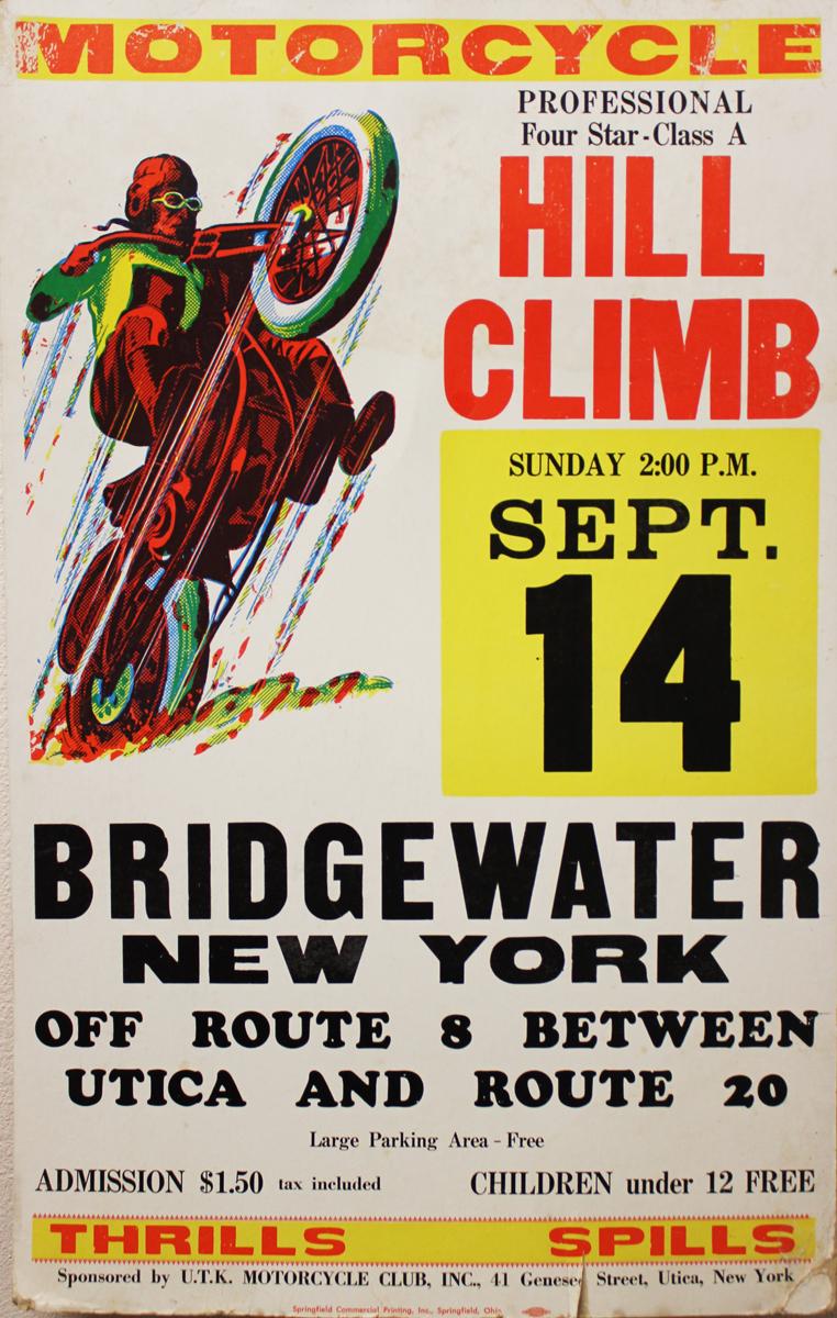 Vintage Racing Poster 65