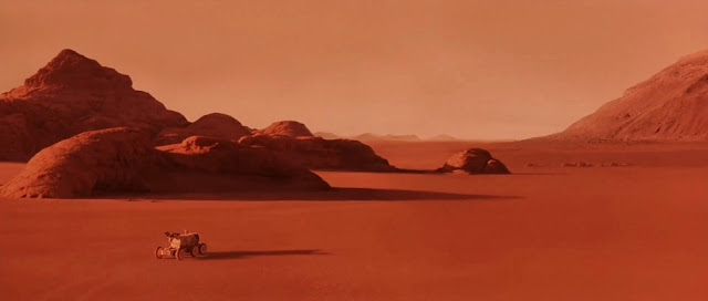 Exploring Mars with rover - Mission to Mars movie image
