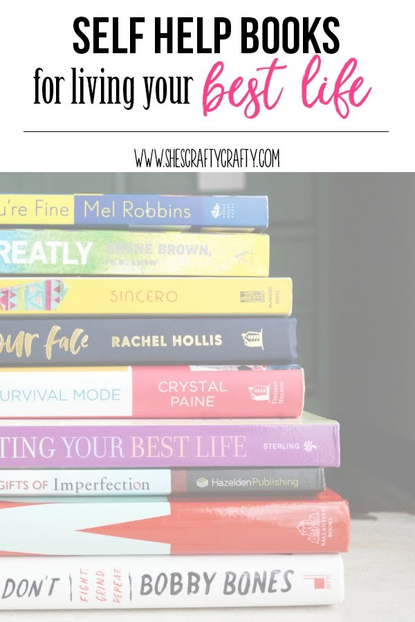 Self Help Books for moms, Self Help Books for women, Books to help you live your best life