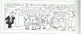 Chiste publicado en El Observador